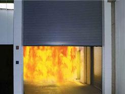 不锈钢防火卷帘门