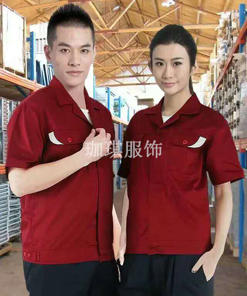 工厂工作秋装衬衫