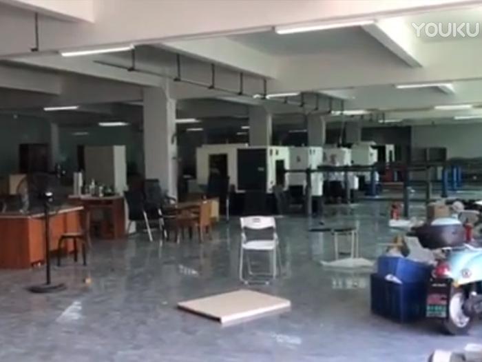 廠房裝修施工視頻