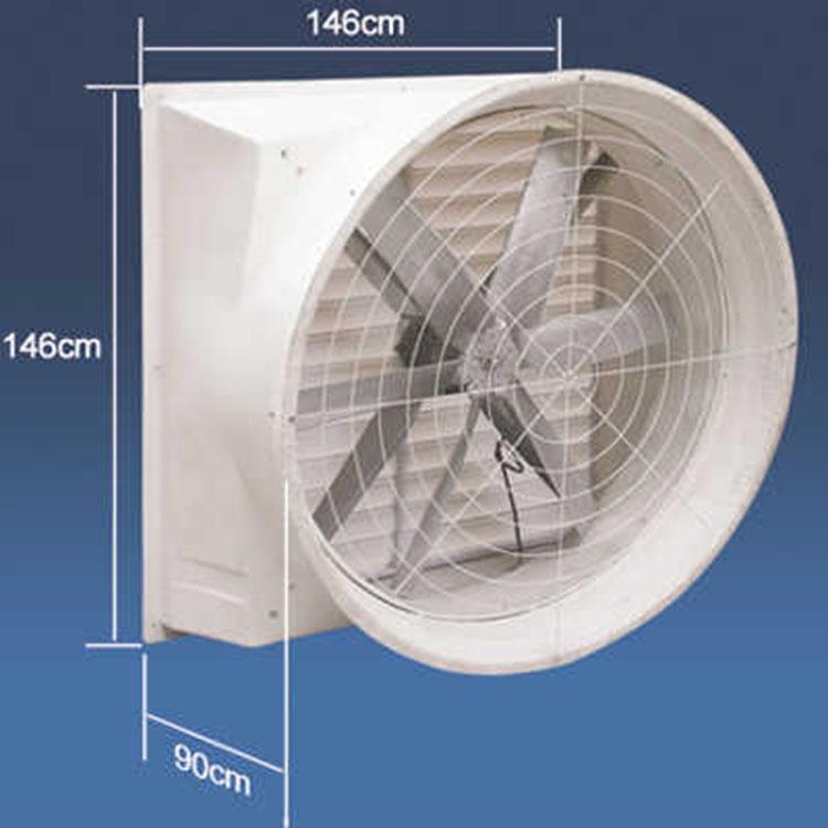 蒸发式_离心玻璃钢风机保养_仲达机电