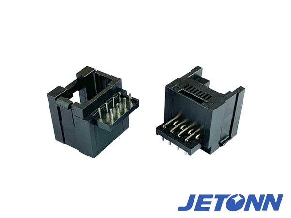 底部插入式RJ45插座