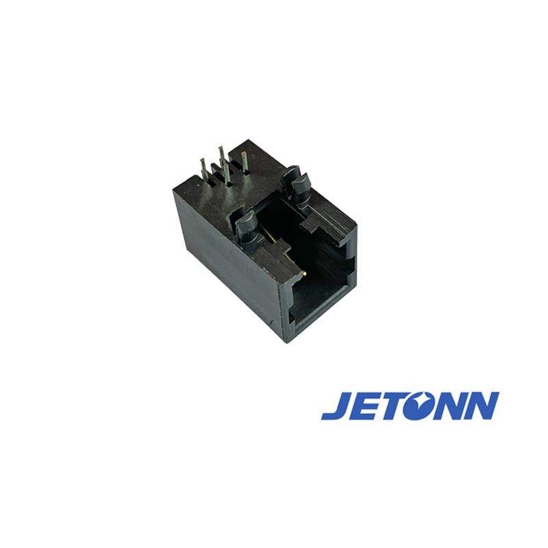 定制RJ11-4P4C_捷通电子_定制_定做_批发