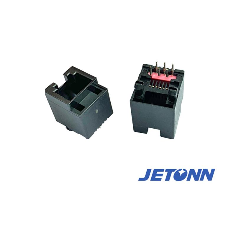 批发_无锡定做RJ11-6P2C_捷通电子