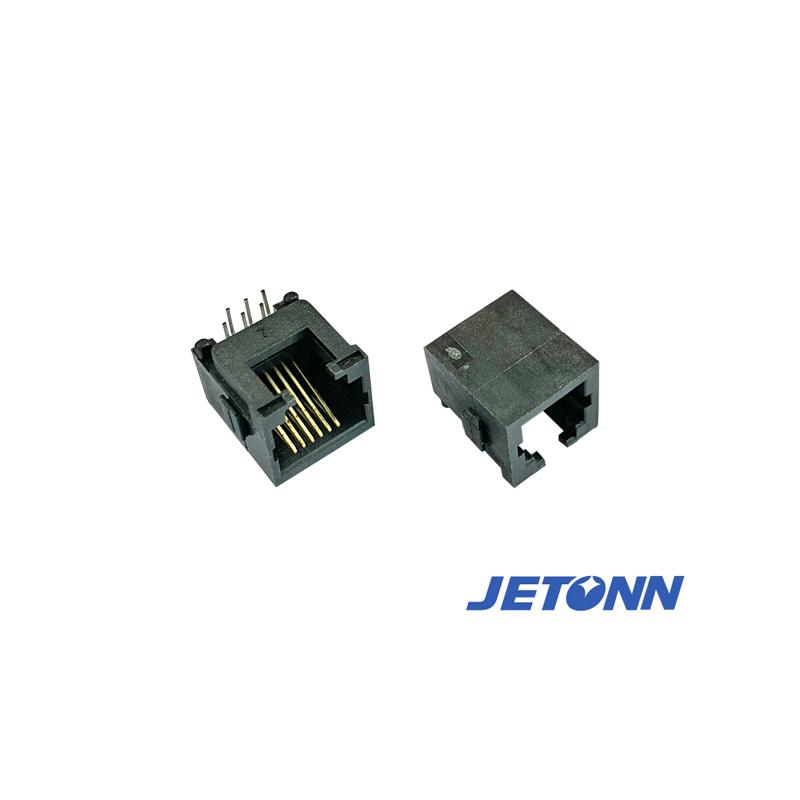 捷通电子_RJ45支架_深圳RJ45贴片接连器代工