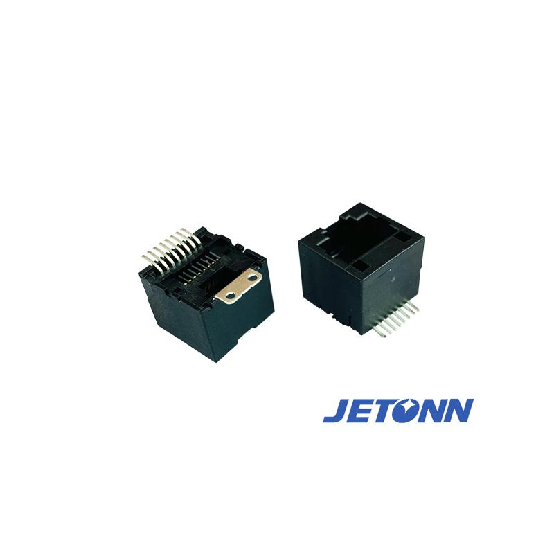 惠州定做RJ45网络支架_捷通电子_定做_批发_定制