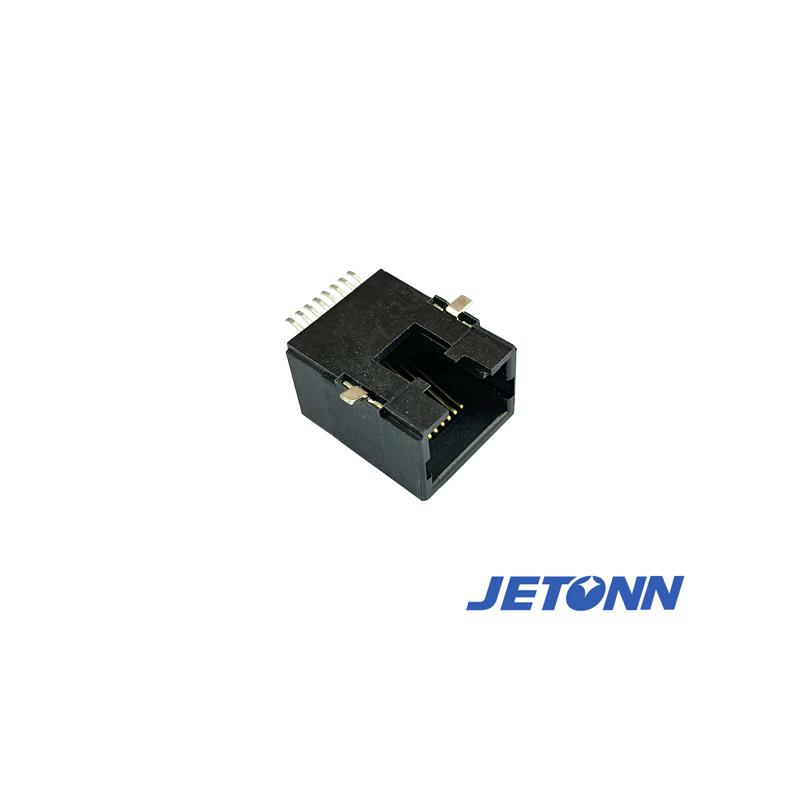 捷通電子_圓形防水RJ45_寧波RJ45防水接連器批發