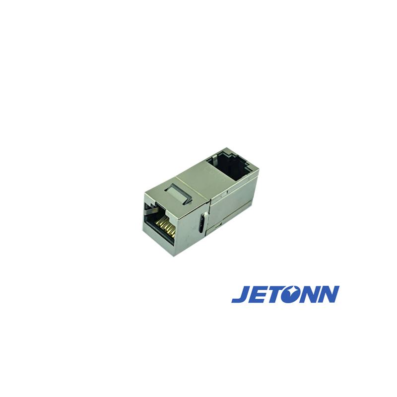 捷通電子_RJ45超五類_6P6C轉接頭生產