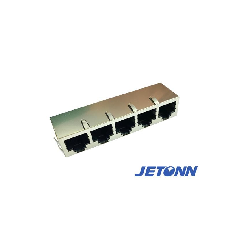 定制_批發RJ45插座_捷通電子