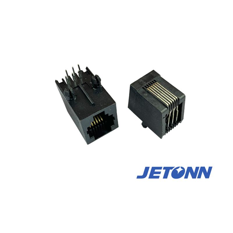 樂清RJ11-6P6C電話插座_捷通電子_定制_定做_批發