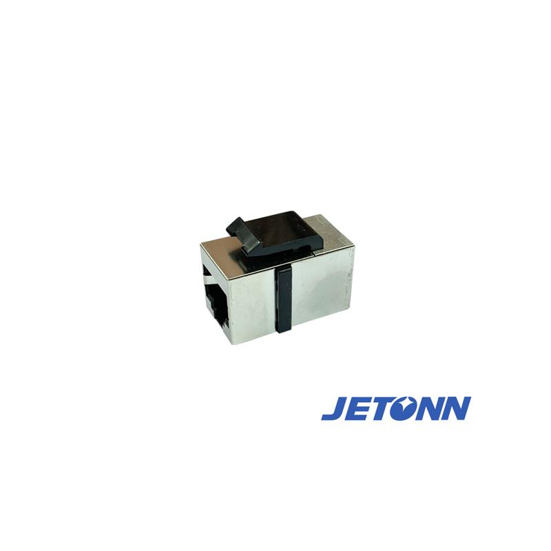 捷通電子_4P4C_杭州RJ45六類轉接頭品牌