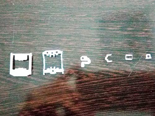 三洋系列光頭(CP2配件)