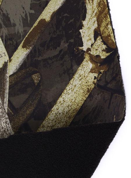 迷彩布复合TPU膜复合摇粒绒