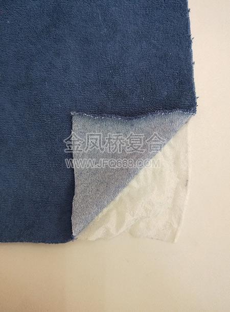 毛巾布复合TPU膜