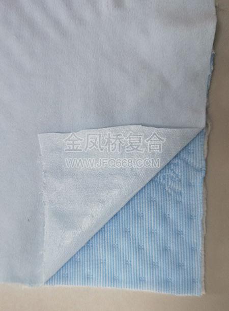 夹丝棉布复合TPU膜复合棉布