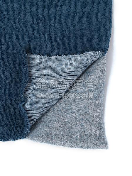 毛巾布复合TPU防水膜复合针织布