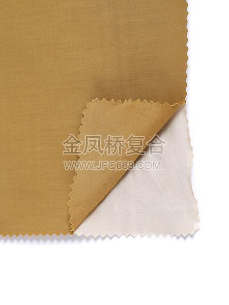 小格子布复合TPU防水膜复合网纱