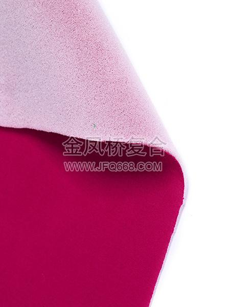 针织布复合海绵