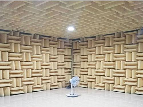金華吸聲材料消聲室多少錢一臺 靜環隔音 雙尖 無音 移動 半