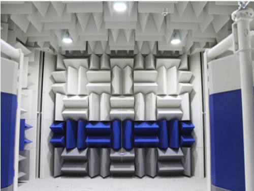 揚州尖劈消聲室制作 靜環隔音 吸音棉 頻率 大型 半 隔聲量