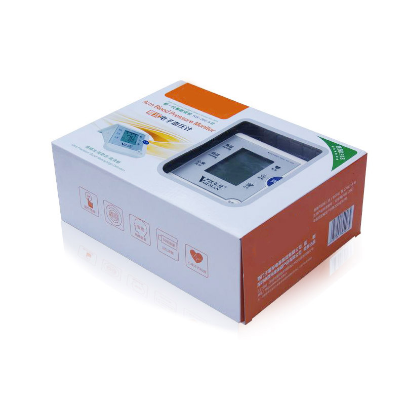 電子血壓計包裝盒