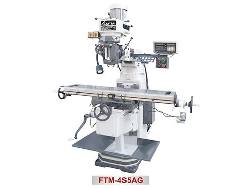 丰堡精密型铣床FTM-G5