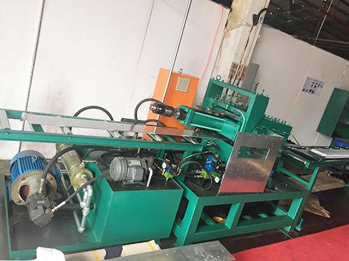 散热器专用铲片机YBC-150