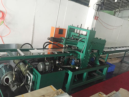 散热器专用铲片机YBC-250