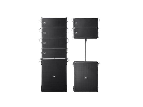 JBL BRX300系列有源模塊化線陣系統