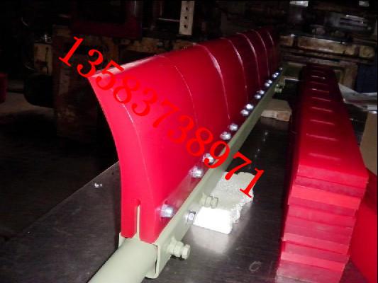 安源一级聚氨酯重型整体清扫器