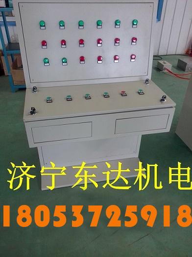 TH12礦用本安型操作臺技術特點