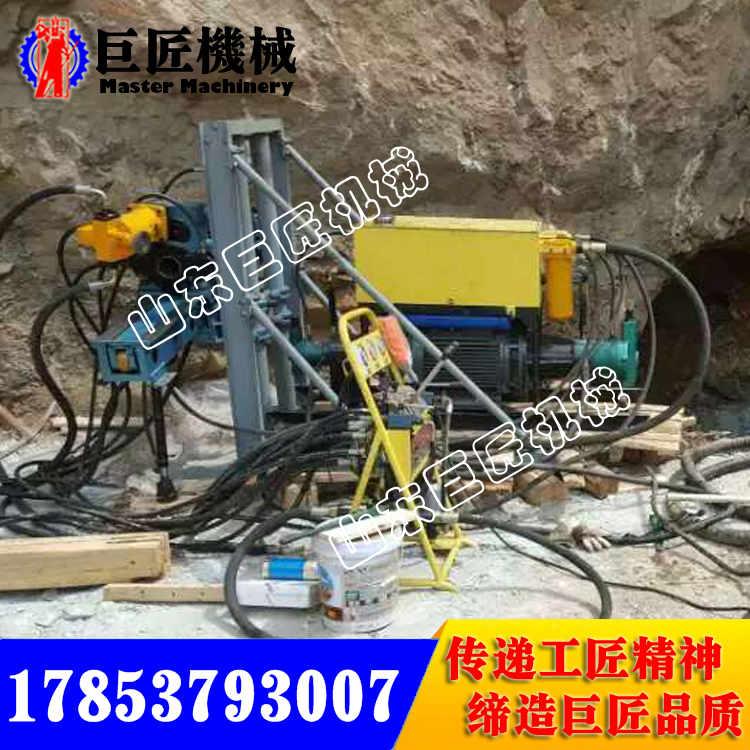 钢索取芯金属矿山勘探钻机KY6075金属矿山探矿钻机远销国外