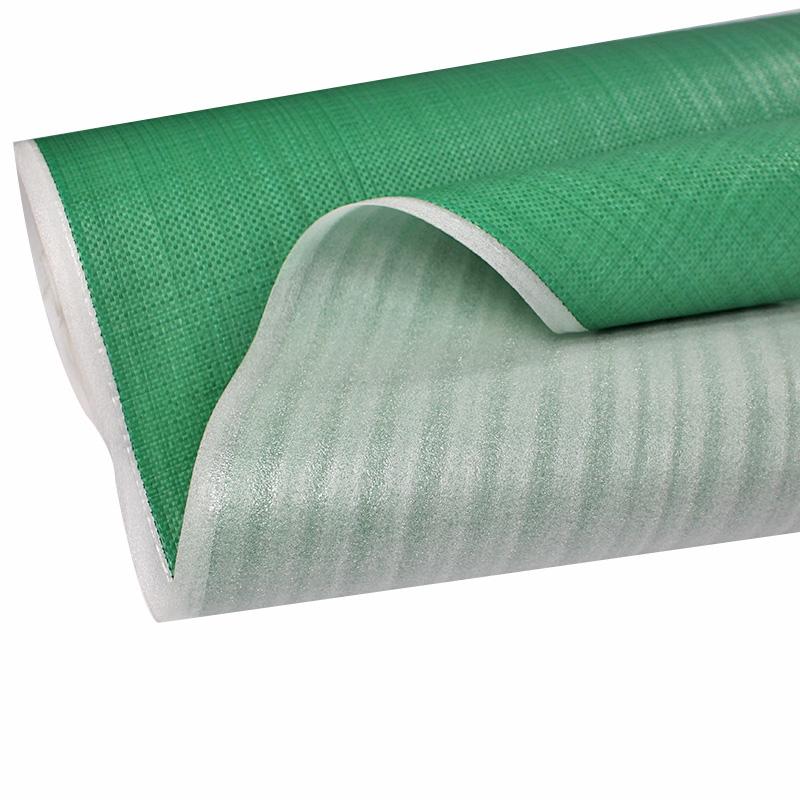 工裝地面保護膜訂制_巨佳材料_抗壓_加厚_防滑_單層_工裝_防水