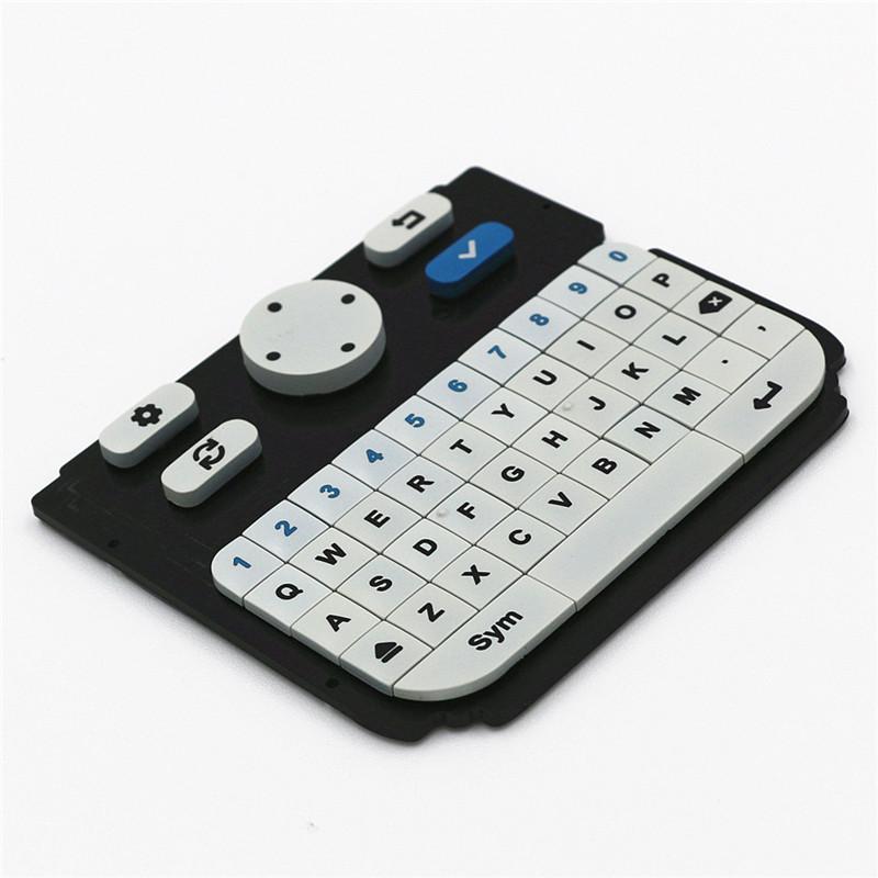 上海全键盘按键_聚立电子_硅胶_PC_开模_高亮度_标准_印刷