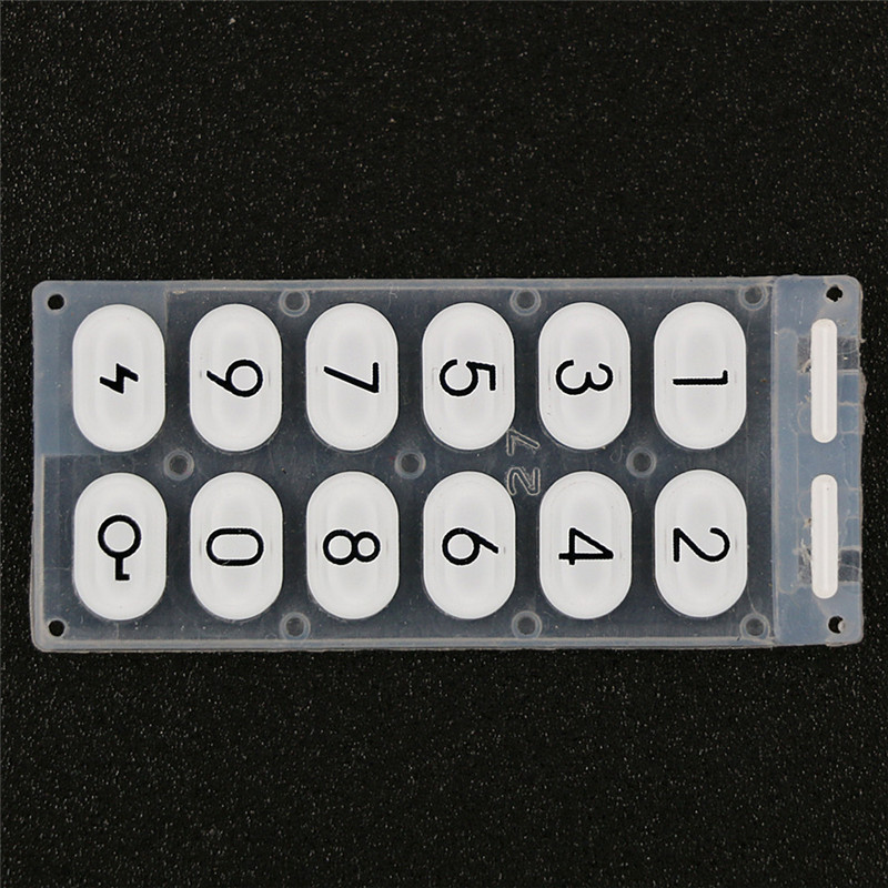 POS機亞克力按鍵銷售商_聚立電子_切割_透光_標準_訂做_密碼