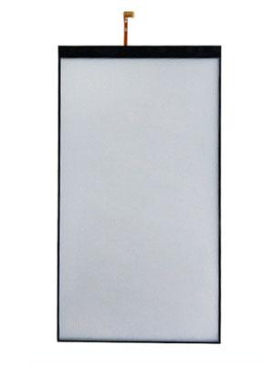 专业生产5.3寸无边框手机背光源