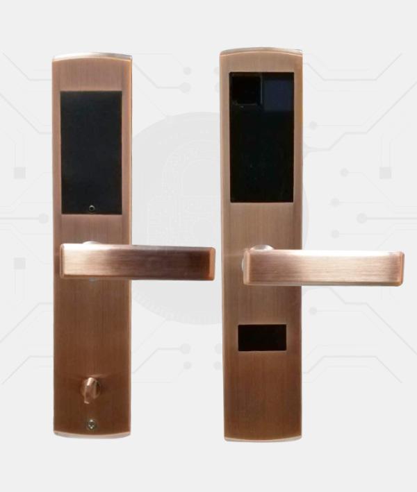 H7100红古铜智能锁