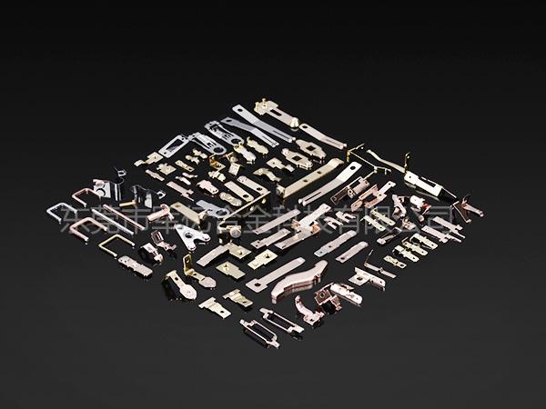 自动冲压-铆-焊元件