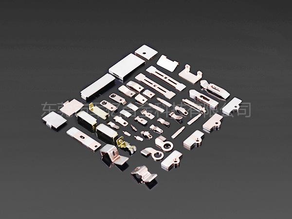贵金属复合带材冲压元件