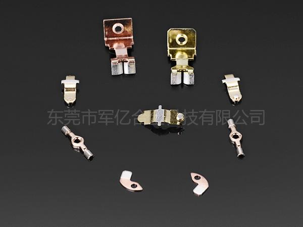 自动滚压焊带/冲件