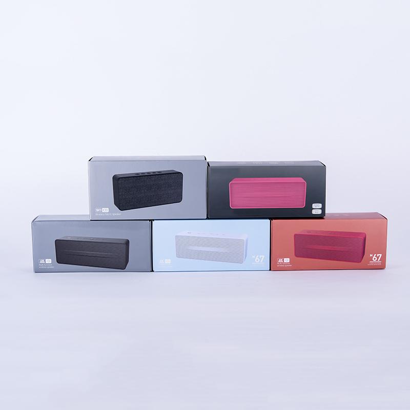智能音箱包装盒生产