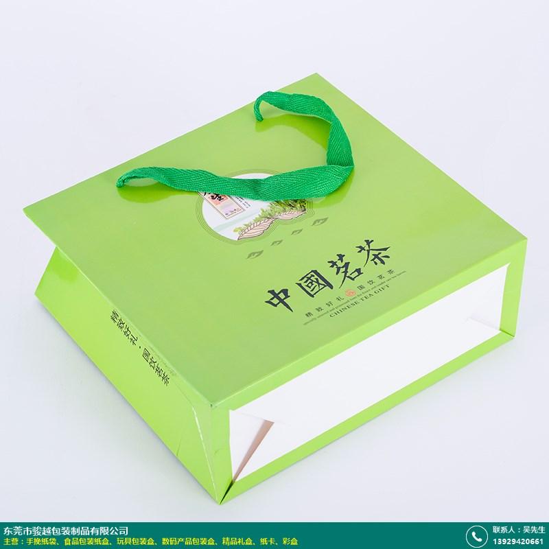 銅版紙質_uv手挽紙袋供應加工_駿越包裝