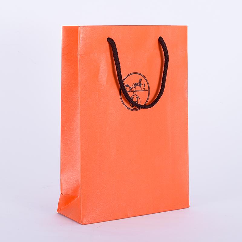 銅版紙質手挽紙袋規格_駿越包裝_精美_燙金_婚慶_啞光膜