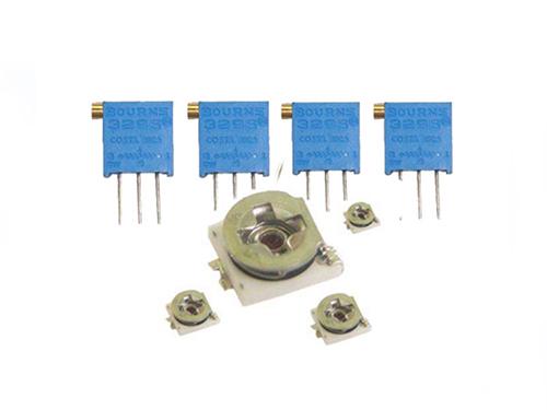 電阻器供應