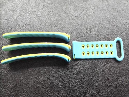 双色硅胶表带