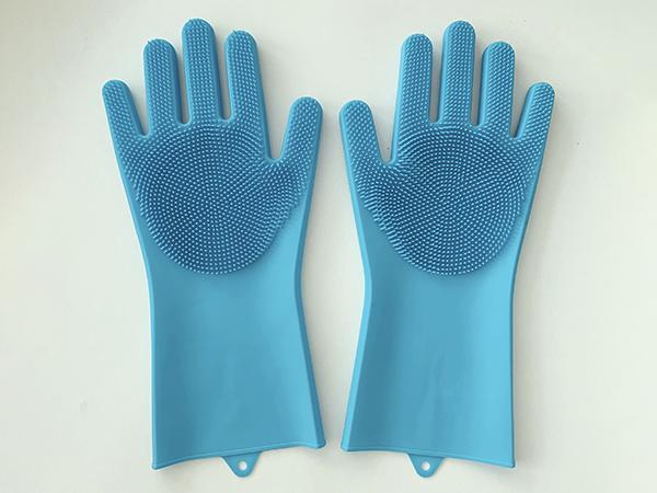 厨房硅胶手套