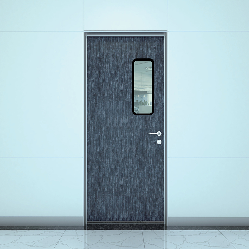 汕尾钢质病房门_康洛斯门窗科技_钢质_自动_彩钢板_气密_不锈钢