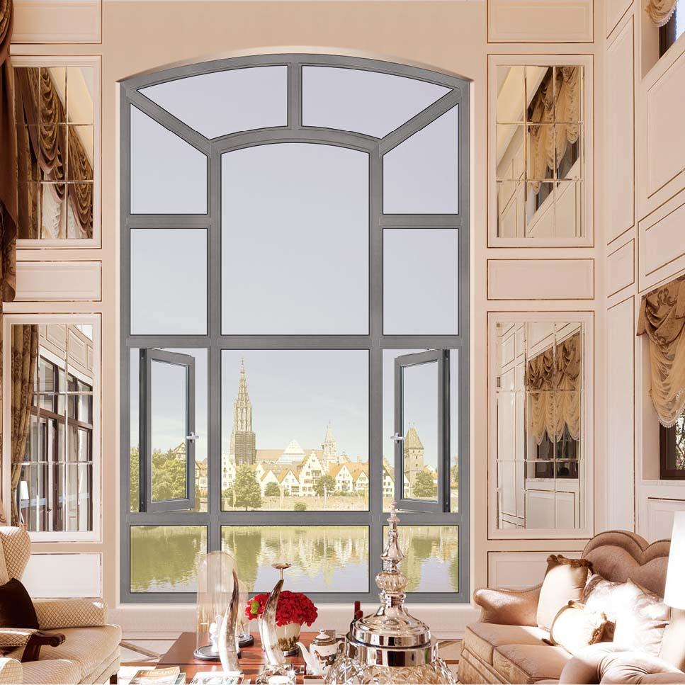 斷橋窗紗一體_滑軸平開窗門窗加盟_康洛斯門窗