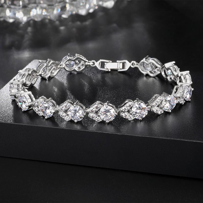 多色_禮品水晶手鏈供求_卡詩曼首飾
