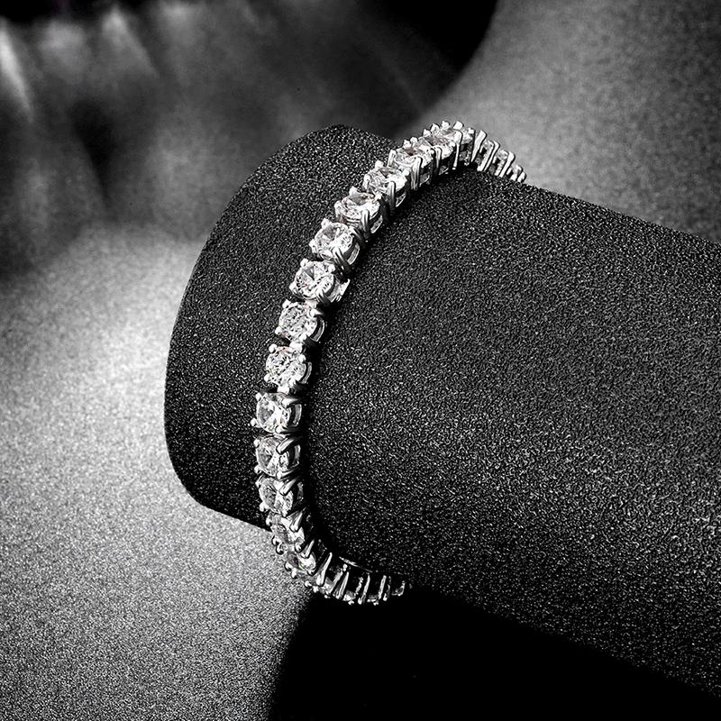 外贸_个性水晶手链定做_卡诗曼首饰
