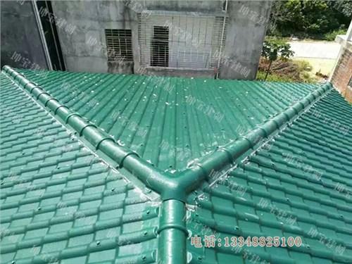 成都合成树脂瓦屋面 成都合成树脂瓦安装 成都合成树脂瓦安装步骤
